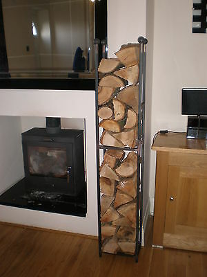 Bespoke Made to Measure Log Holder - Made to fit your requirements