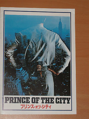 PRINCE OF THE CITY - Treat Williams
