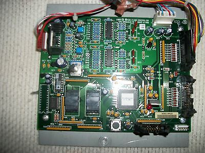 BALLY 6000 SOUND BOARD FLASH CHIP STYLE WITH WIRE HARNESS
