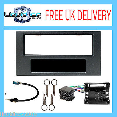 Fp-07-10 Ford Focus 2005 - 2007 Stereo Fascia Facia Fitting Adaptor Package Kit