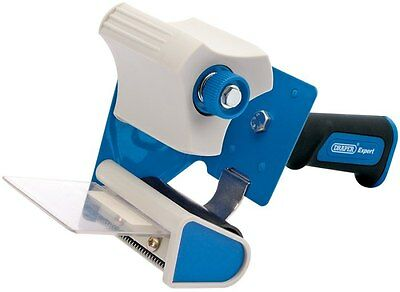 19251 Draper Expert Soft Grip Hand-Held Packing (Security) Tape Dispenser - 75mm