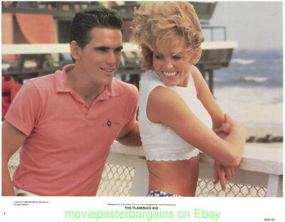 THE FLAMINGO KID LOBBY CARD size 11x14 Inch MATT DILLON Card #6 MINT 1984