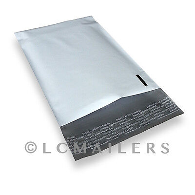 100 Each 6x9 7.5x10.5 Poly Mailers Envelopes Plastic Shipping Bags 200 Combo