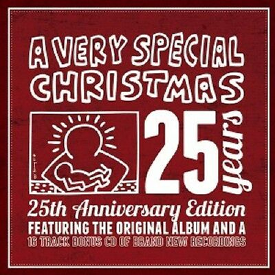 A Very Special Christmas  (25Th Anniversary Edition) 2 Cd International Pop Neu