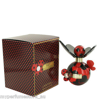 DOT 100ml EDP SPRAY FOR WOMEN BY MARC JACOBS ----------------------- NEW PERFUME