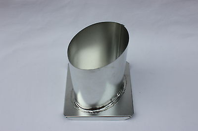 """S7696 Set x 2 4 1//2/"""" Pillar Mould /& Egg//Oval Shaped Candle Moulds Molds"""