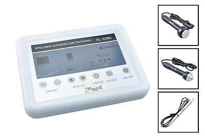New 1MHz Ultrasound Ultrasonic Freckle Removal Anti Aging Beauty Facial Machine
