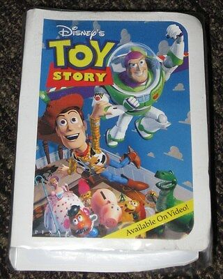 1996 Toy Story Disney Video Showcase McDonalds Happy Meal Toy - Woody