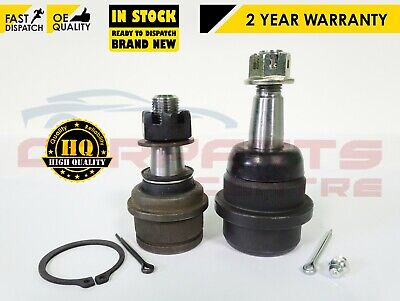 FOR JEEP GRAND CHEROKEE WG WJ FRONT LOWER and UPPER SUSPENSION BALL JOINT KIT