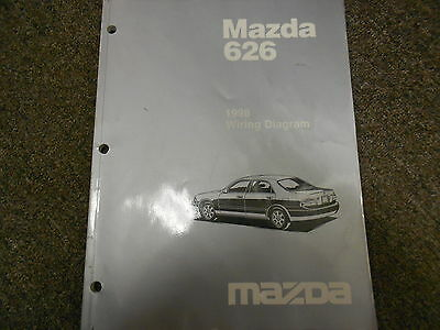 mazda 626 wiring diagram service manual mazda 2004 mazda tribute electrical wiring diagram service repair shop on mazda 626 wiring diagram service manual