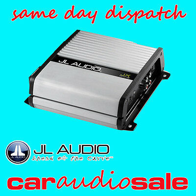 Jl Audio Amplifier Jx250/1 Monoblock Class A/b 250 Watts Rms 1Channel Amplifier