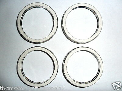 Exhaust Gaskets Suitable for Honda  CB900 F DOHC Set of 4