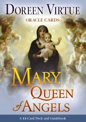 Mary, Queen of Angels Oracle Cards by Doreen Virtue NEW & Sealed