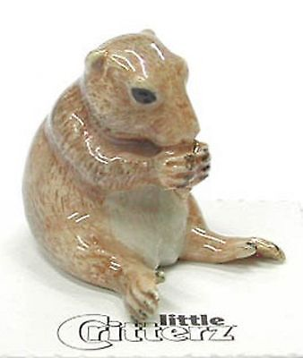"""LC149 - Little Critterz- Prairie Dog  named """"Bark"""" (Buy any 5 get 6th free!)"""