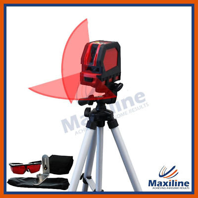 New Self Leveling Cross Line Laser Level Floor Laser Tripod with Wall Mount