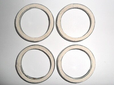 EXHAUST GASKETS SUITABLE for BMW K100 + K100RS + K100RT Set of 4