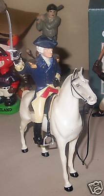 1960's George Washington Hartland Statue & Horse