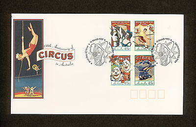 1997 FDC1678 CIRCUS First Day Cover