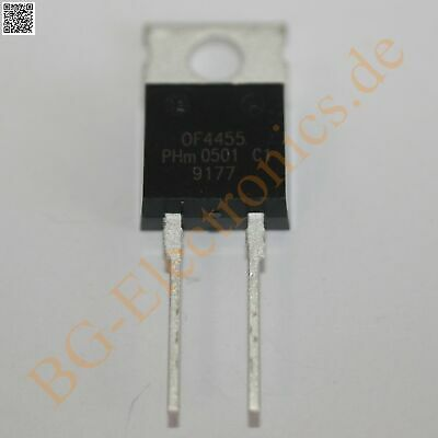 1 x OF4455 Diode Philips TO-220 1pcs