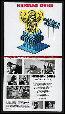"HERMAN DUNE ""Strange Moosic"" (CD Digibook) 2011 NEUF"