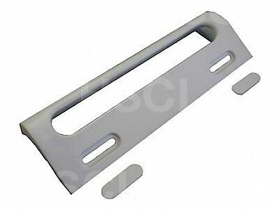 Universal Replacement Fridge Freezer Door Handle White