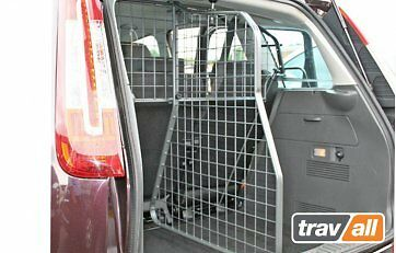 Audi A6 Avant 2005 12- Travall Dog Guard And Boot Divider Tdg1075D
