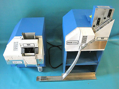 Triangle Biomedical Science SHUR/Mark Cassette Labeler &  Slide Labeler