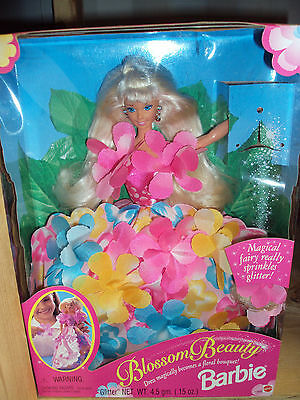 1996 Barbie Blossom Beauty New in Box