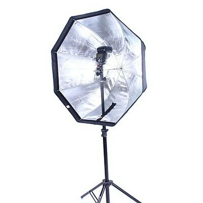 "30"" Octagon Umbrella Speedlite Softbox for Nikon Canon Flash Light"
