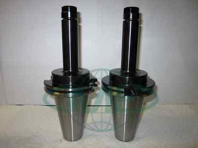 "CAT50-ER16 COLLET CHUCK 6"" gage length---2 CHUCKS NEW   Tool Holder Set"
