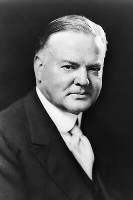 New 5x7 Photo: Herbert Hoover, 31st President of the United States