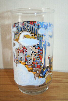 1981 Henson Incorporated McDonald's Miss Piggy The Great Muppet Caper Glass