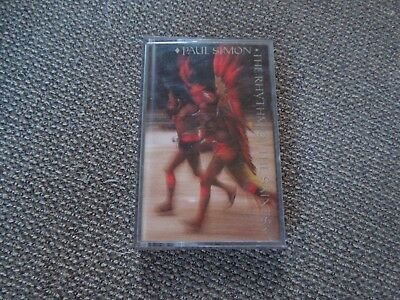 Paul Simon The Rhythm of the Saints RARE Cassette Album