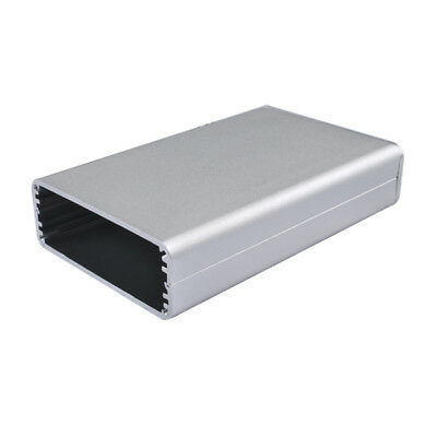 Aluminum Box Enclosure Case Electronic Project Box DIY - 26x71x110mm (H*W*L)