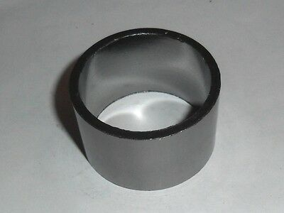 Seal 48.5mm x 42.5mm x 30mm Long for Silencer Exhaust Pipe or Collector Box