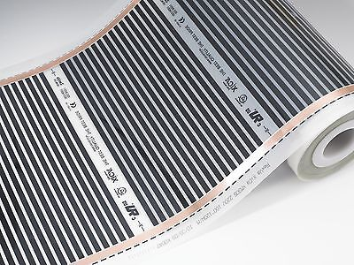 Carbon Warm Floor Heating Film for Any Floor 100 sq ft.
