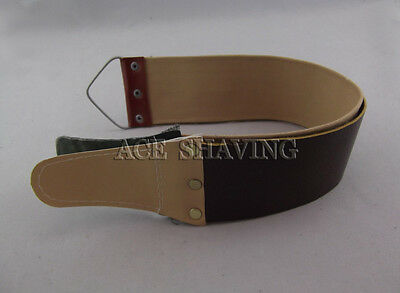 Artificial leather & Canvas  strop for straight razor