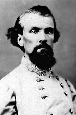 New 5x7 Civil War Photo: CSA Confederate General Nathan Bedford Forrest