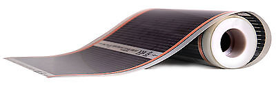 Warm Floor Carbon Infrared Heating Film for Any Floor 200 sq ft