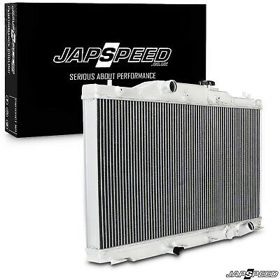 JAPSPEED 40mm ALLOY RACE SPORT RADIATOR RAD FOR HONDA INTEGRA DC5 TYPE R 01-06