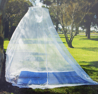 Mosquito Net Round Pop-up Double Size,Canopy Mesh Netting Bedroom Insect Bedding