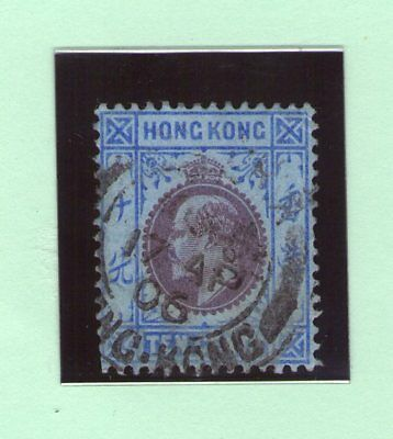 Hong Kong valor colonial año 1903 (P-314)