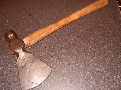 Vintage Scaffolding Type Hammer - As Photo