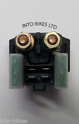 NEW Starter Solenoid Solonoid Relay For The Yamaha YFM 450 Grizzly 2007 - 2010