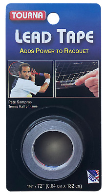 Tourna Lead Tape - Tennis Racket Balancers