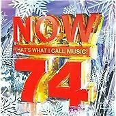 Various Artists Now Thats What I Call Music Vol 74 NEW