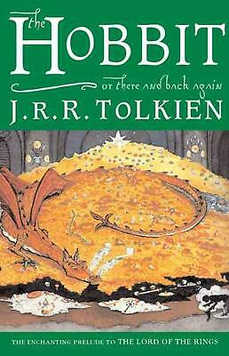 The Hobbit, Or, There and Back Again by J.R.R. Tolkien (English) Paperback Book