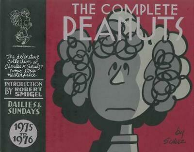 The Complete Peanuts 1975 to 1976: 1975-1976 The by Charles M. Schulz (English)