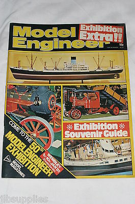 Model Engineer Magazine: 1-10 January 1981 Souvenir/Exhibition Handbook
