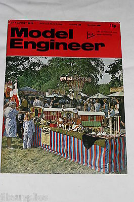 Model Engineer Magazine: 4-17 August 1972 Vol 138, 3446